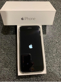iPhone 6 De 16 Gb Gris Plata, Impecable! Con Factura At&t