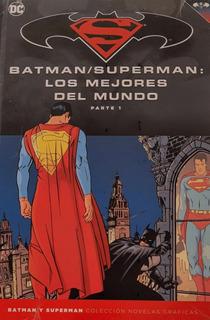 Coleccion Batman Y Superman N° 49 Los Mejores Del Mundo 1