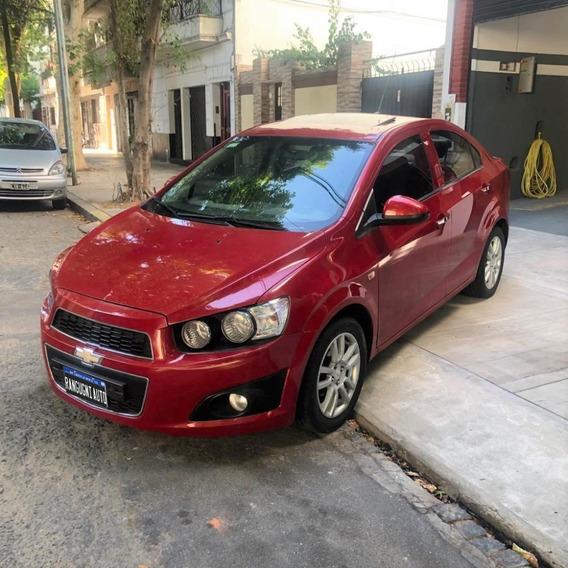 Chevrolet Sonic Motor 1.6 Ltz 4 Puertas
