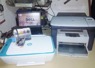 Impresoras Epson Hp Brother Repa Ventas Z/sur Presup S/cargo
