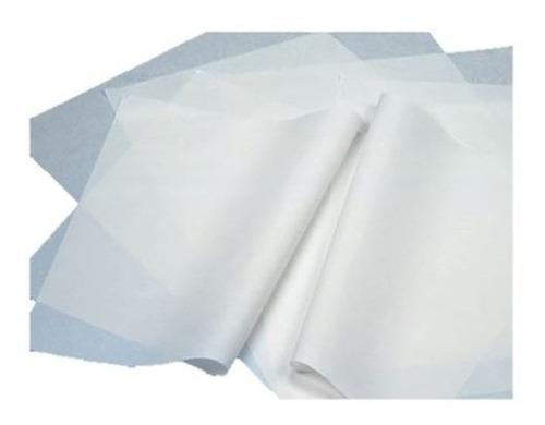 Imagen 1 de 1 de Papel Micro Blanco Corte Y Confección Patrones Calca 25 Pzs