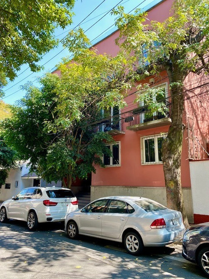 Venta Departamento San Miguel Chapultepec (2 Rec)