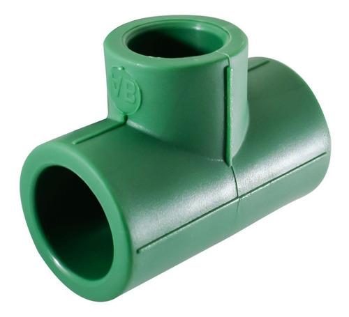 Tee Pp-r   32mm   Anbec Tppr871 (bolsa Con 10 Piezas)