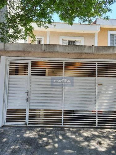 Imagem 1 de 30 de Sobrado Com 3 Dormitórios À Venda, 220 M² Por R$ 560.000,00 - Jardim Brasília - São Paulo/sp - So14879