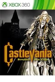 Castlevania: Symphony Of The Nightsotn Xbox 360