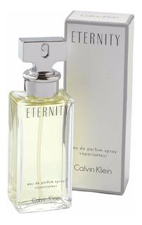 Eternity Dama Edp 100ml Calvin Klein Original - Envío Gratis