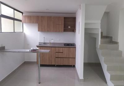 Apartamento Duplex En Venta -caldas Cod: 18384