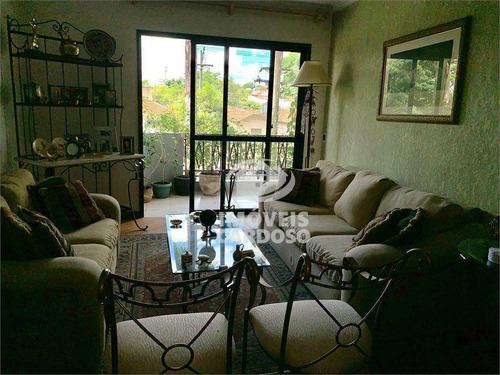 Apartamento Com 4 Dormitórios À Venda, 113 M² Por R$ 985.000 - Vila Leopoldina - São Paulo/sp - Ap18560