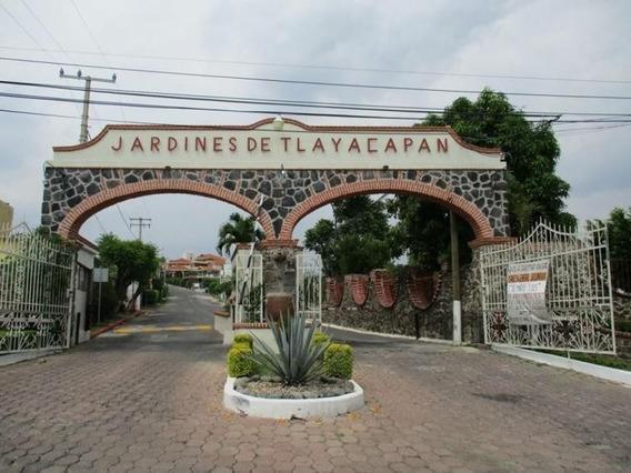 Tlayacapan, Morelos Terrenos Con Escritura Pública 30% Engan