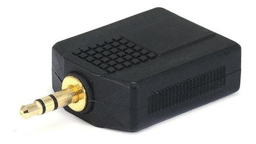 Monoprice 7209  Plug 3.5mm Trs Stereo A 2x 1/4  Jacks Mono
