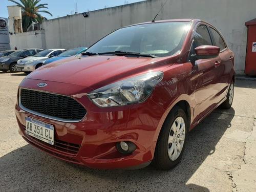 Ford Ka Se 1.5 2016 Rojo Ab351 Ve