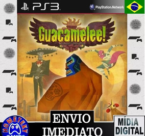 Guacamelee Ps3 Psn Digital