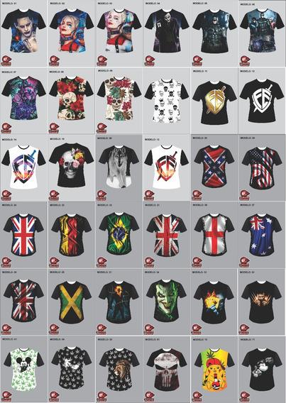 Promoção! +d 36 Vetores Estampas Camiseta Editavel