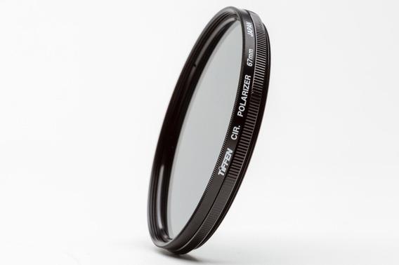 Filtro Polarizador Circular Tiffen 67mm - Usado Mas Perfeito
