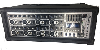Cabezal Consola Potenciada Mp3 Display 8 Can Liquidacion