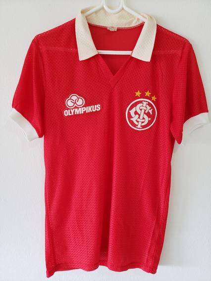 Camisa Inter Anos 80 Olympikus