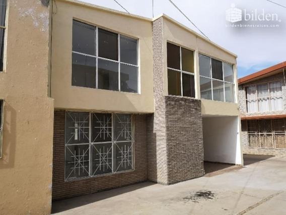 Casa Sola En Renta Colonia Guillermina