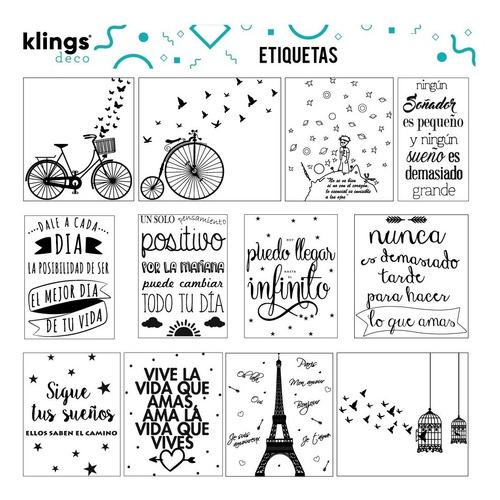 Etiquetas Para Frascos  Botellas Objetos Frases Transparente