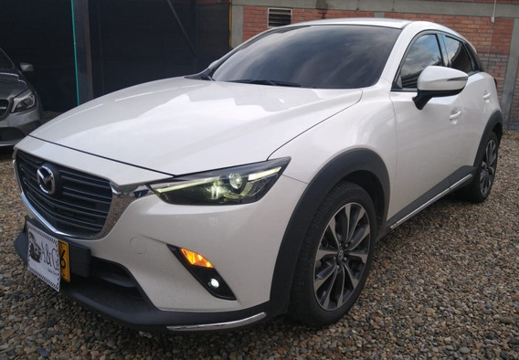 Mazda Cx-3 Grand Touring At Mod 2019