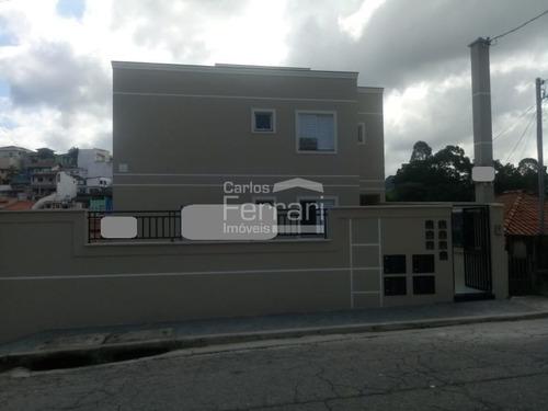 Casa Em Condomínio - 2 Dormitórios - Horto Florestal - Cf22009