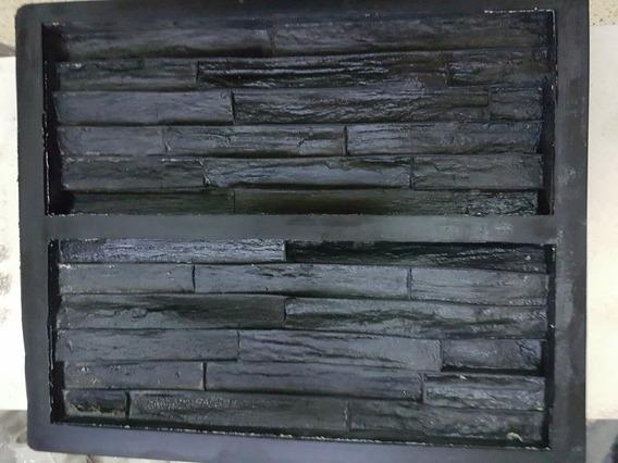 Molde De Caucho Para Fabricacion De Piedras