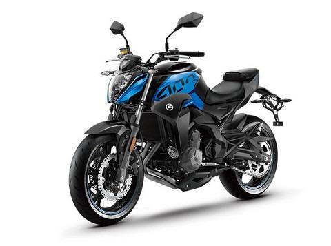 Cf Moto Nk 400 0km Abs Ap Motos Oficial