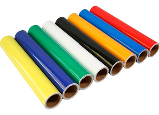 Vinilo Oracal 100 1mt X 63cm (10 Colores Disponibles)