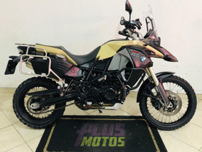 Bmw F 800 Gs Adventure, Ano 2014