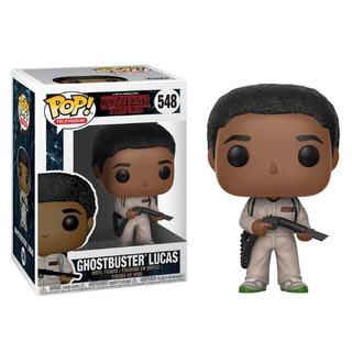 Stranger Things | Ghostbuster Lucas | Funko Pop | Original
