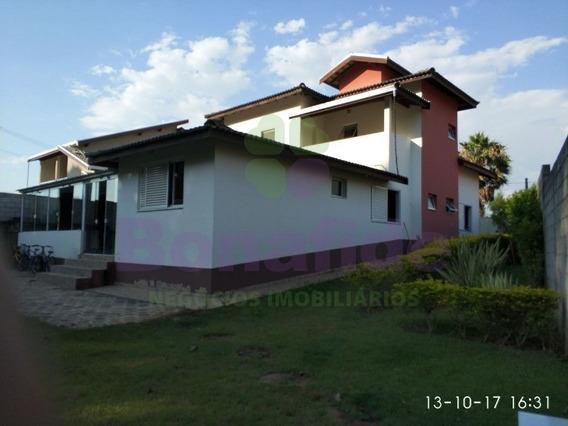 Casa Residencial, Condomínio Quinta Do Japi, Bairro Jacaré, Cabreúva. - Ca08866 - 33133010
