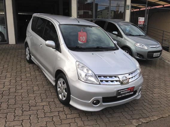 Nissan Livina 1.8 Automática 2010
