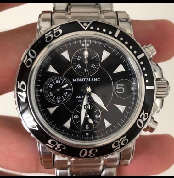 Relógio Montblanc Automatic Sport (ref. 7034)