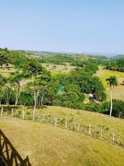 Venta De Solar Con Casa Campestre En Jamao, Provincia Espaillat