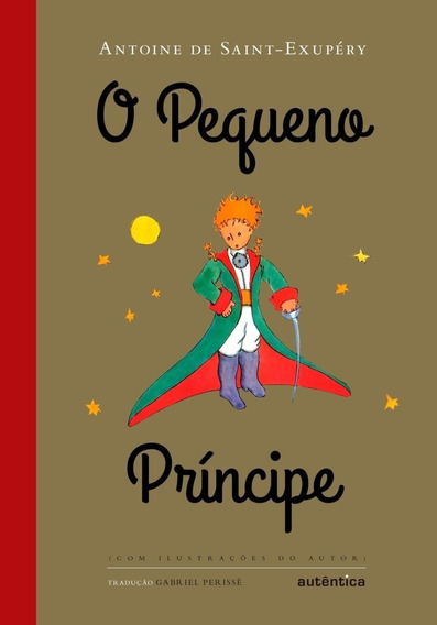 Pequeno Príncipe - Encadernado