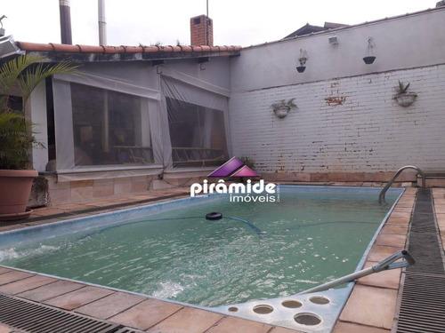Casa À Venda, 400 M² Por R$ 1.500.000,00 - Jardim Das Colinas - São José Dos Campos/sp - Ca5647