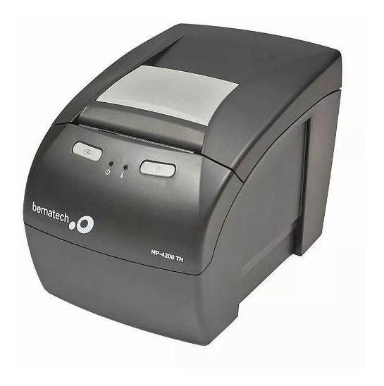 Impressora Térmica Bematech Mp 4200 Th + Wi Fi + Nf