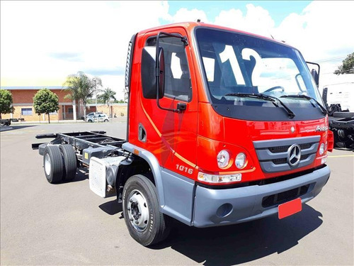 Mb Accelo 1016 (2012) Chassi