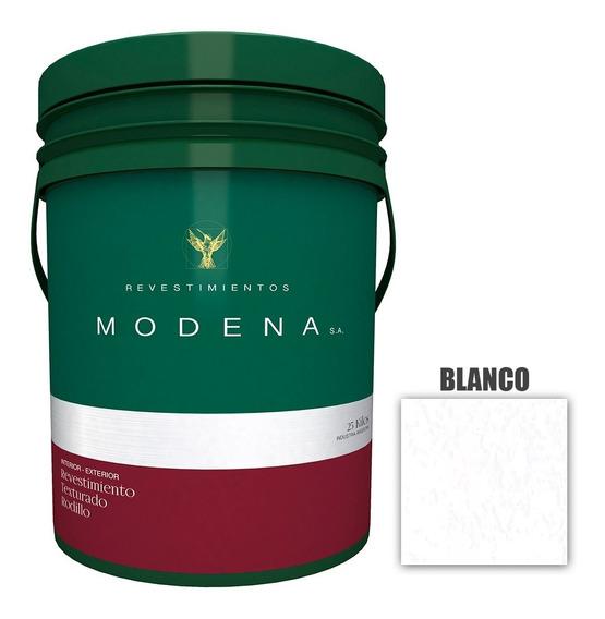 Revestimiento Texturado Rodillo Color Int. Ext. Modena 25 Kg (tipo Revear - Tarquini)