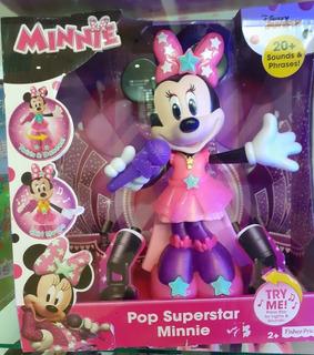 Muñeca De Minnie Cantante