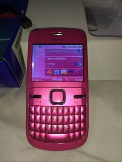 Celular Nokia C3 Em Perfeito Estado
