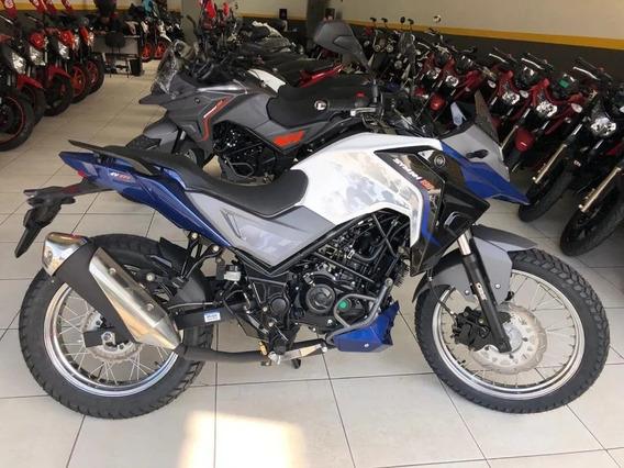 Dafra Nh 190 Sym Azul 0km - Modelo 2021 A Pronta Entrega