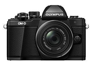 Olympus Om-d E-m10 Mark Ii Cámara Digital Sin Espejo Con 14-