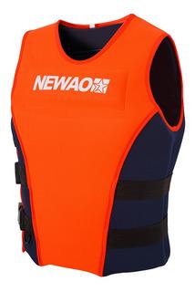 Adulto Colete Salva-vidas De Neoprene Para Esqui Aquático