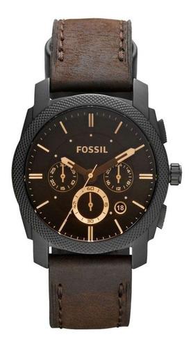 Reloj Fossil Fs5251set Marrón Hombre