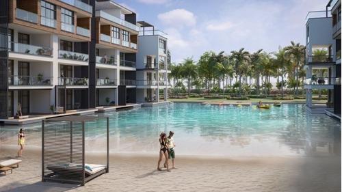 Imagen 1 de 8 de Vendo Apartamento, En Punta Cana De 2 Habitaciones