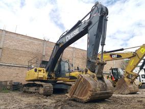Excavadora John Deere 350g