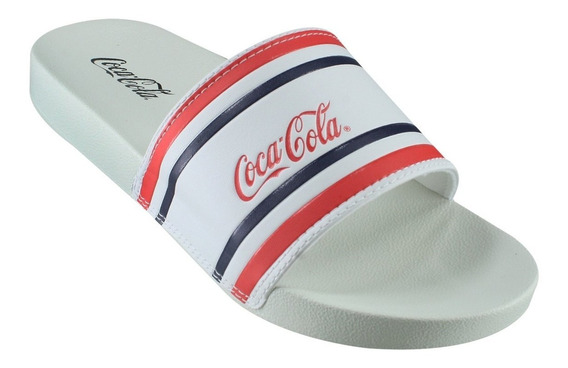 Sandália Masculina Coca-cola Slide 80