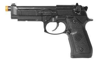 Pistola Airsoft Green Gas Hfc Beretta M9 - Slide Metal