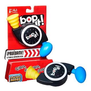 Bop It ! Micro Juego Hasbro Original 3en1 Solo Y Para Fiesta