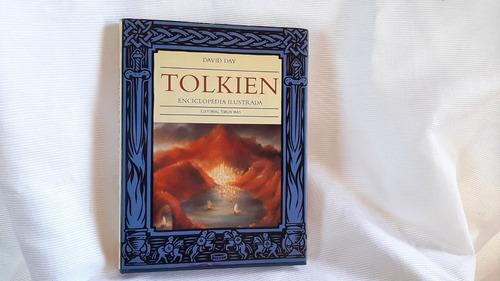 Tolkien - Enciclopedia Ilustrada David Day Timun Mas